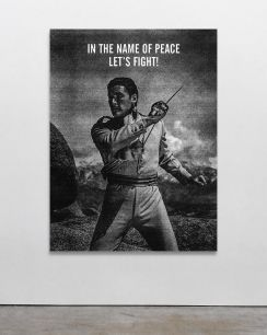 In the Name of Peace (install)