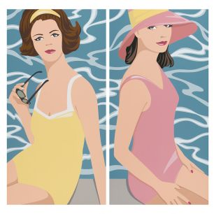 August Style (Diptych)